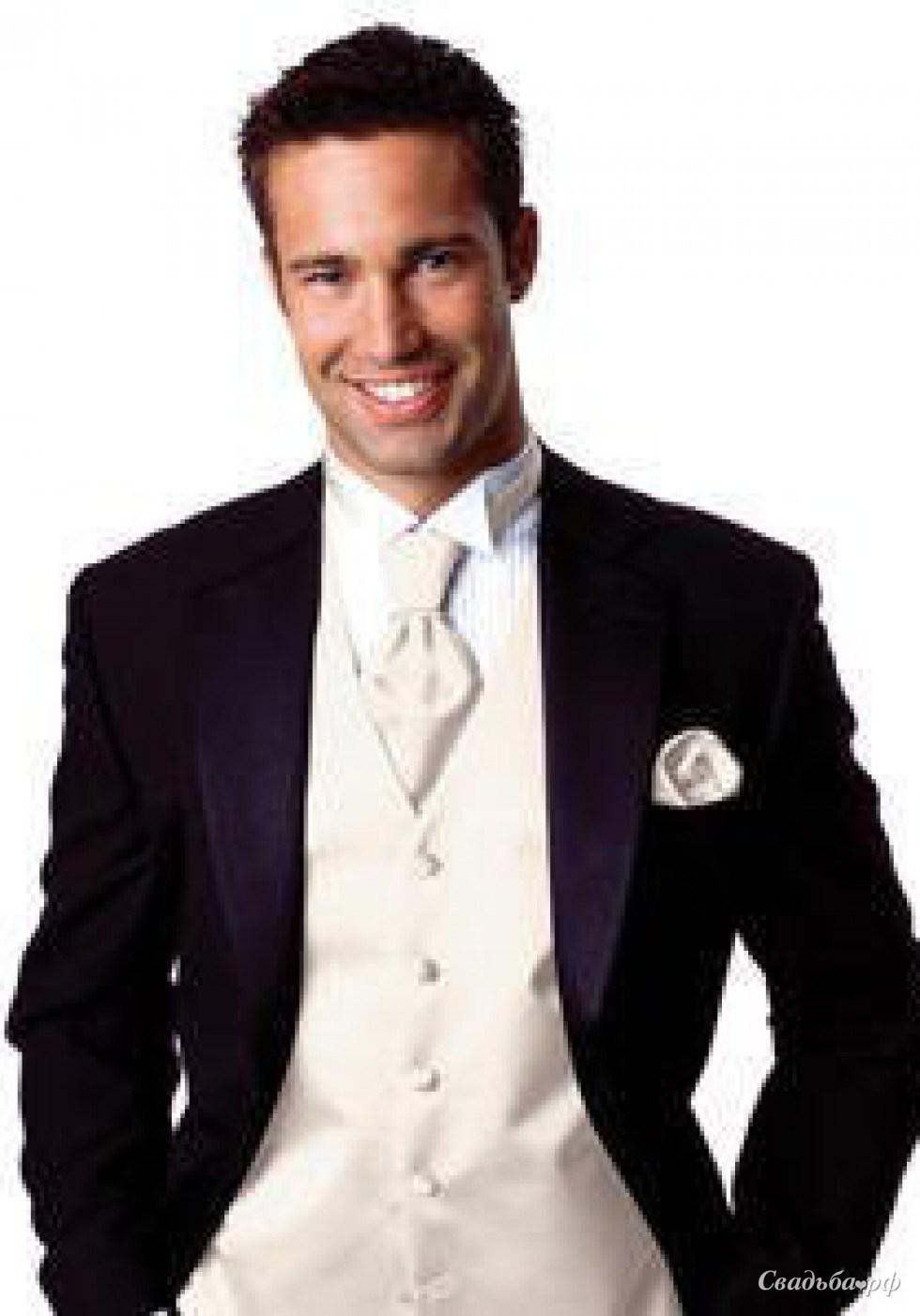 Мужские платки на свадьбу фото